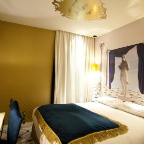 Collection Bagatel - Vice Versa Hotel - Room service
