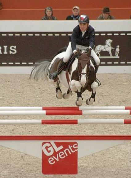 An Equestrian Show in the Heart of the Grand Palais
