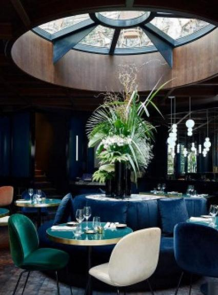Celebrate the arrival of 2018 in one of our selected restaurants!