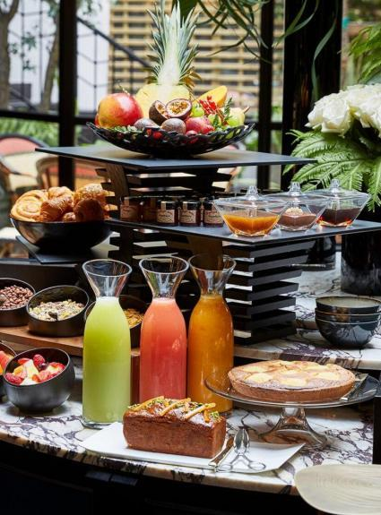A delicious Easter brunch in Paris