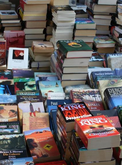 The Old Book Market – a timeless place