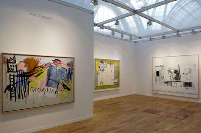 FIAC Show, the rendezvous of artistic creation