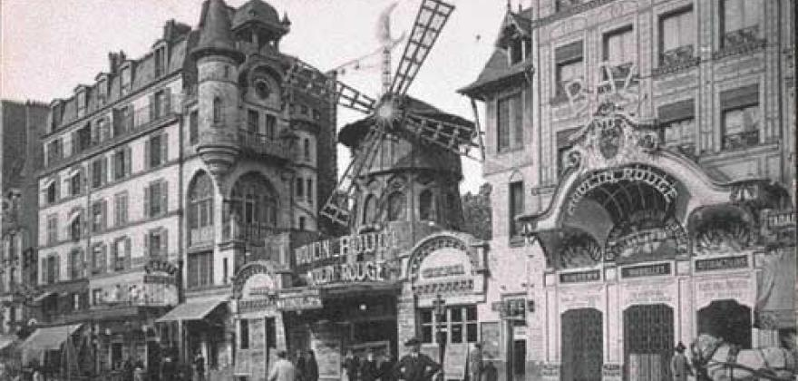 Happy Birthday MOULIN ROUGE  : 125 YEARS