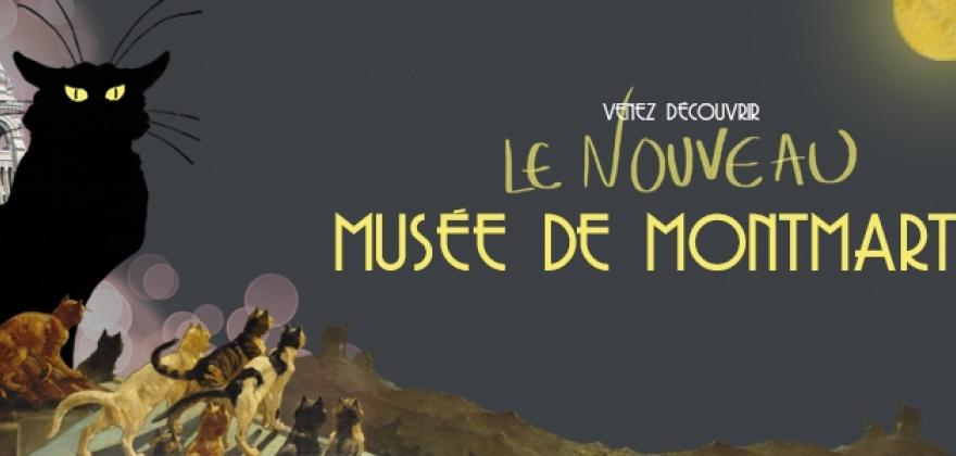 Discover the history of Montmartre : Montmartre Museum and Jardins Renoir