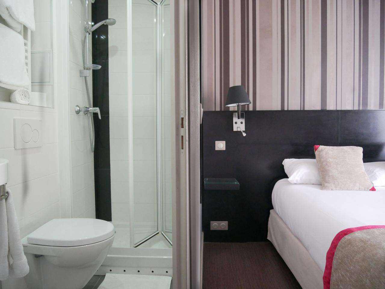 Hotel Bonsejour - Twin PMR Room