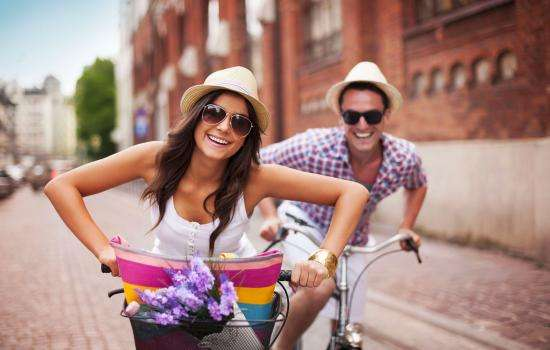 Discover Nice and the Côte d'Azur by bike