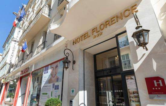 Hotel Florence Nice obtains the