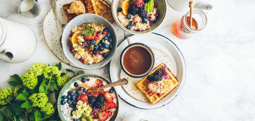 Top 10 brunch spots in Nice