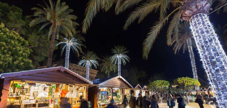 Christmas and New Year in Nice