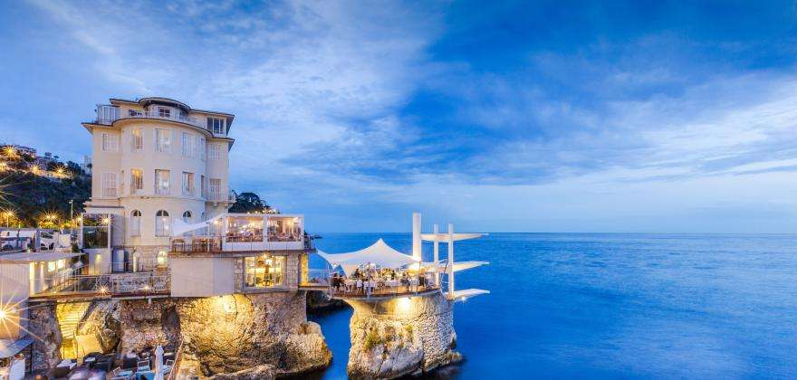 10 restaurants by the sea in Nice