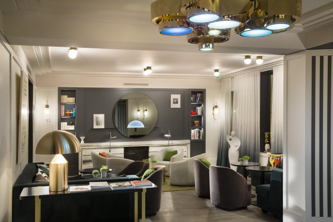 Hotel Le Marianne - Reception