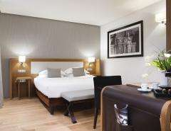 Le Six Hotel - Deluxe room