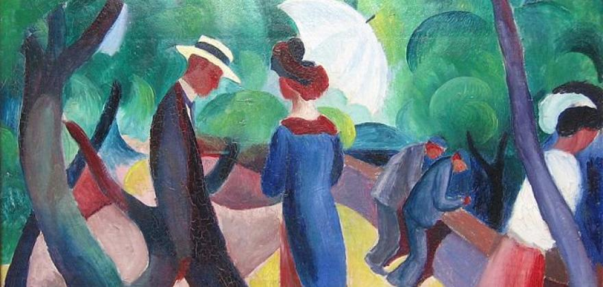 Franz Marc / August Macke. The adventure of the Blue Rider