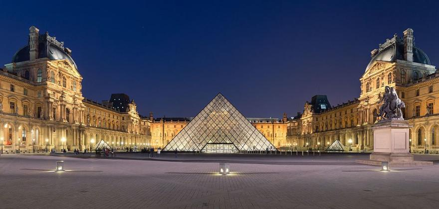 LOUVRE MUSEUM NIGHT FREE SATURDAY