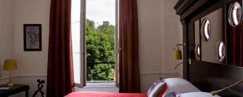 Hotel Observatoire Luxembourg - Classic Room