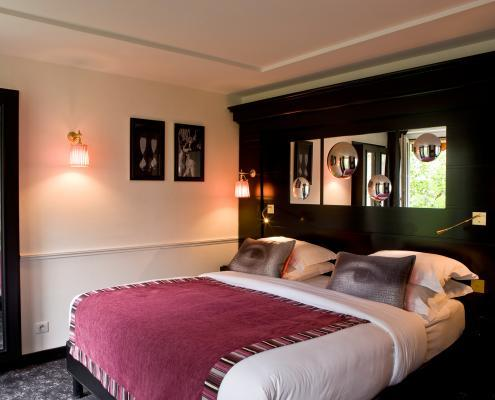 Hotel Observatoire Luxembourg - Deluxe Room