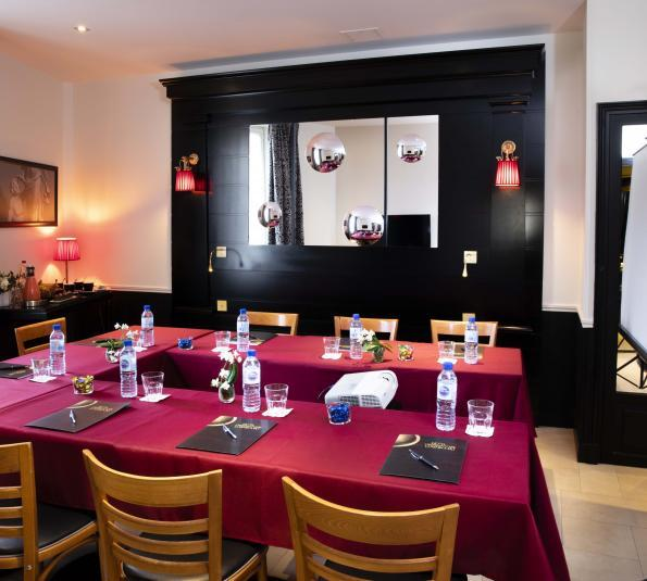 Hotel Observatoire Luxembourg - Lounge