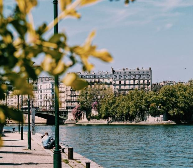 Our favourite places on the banks of the Seine