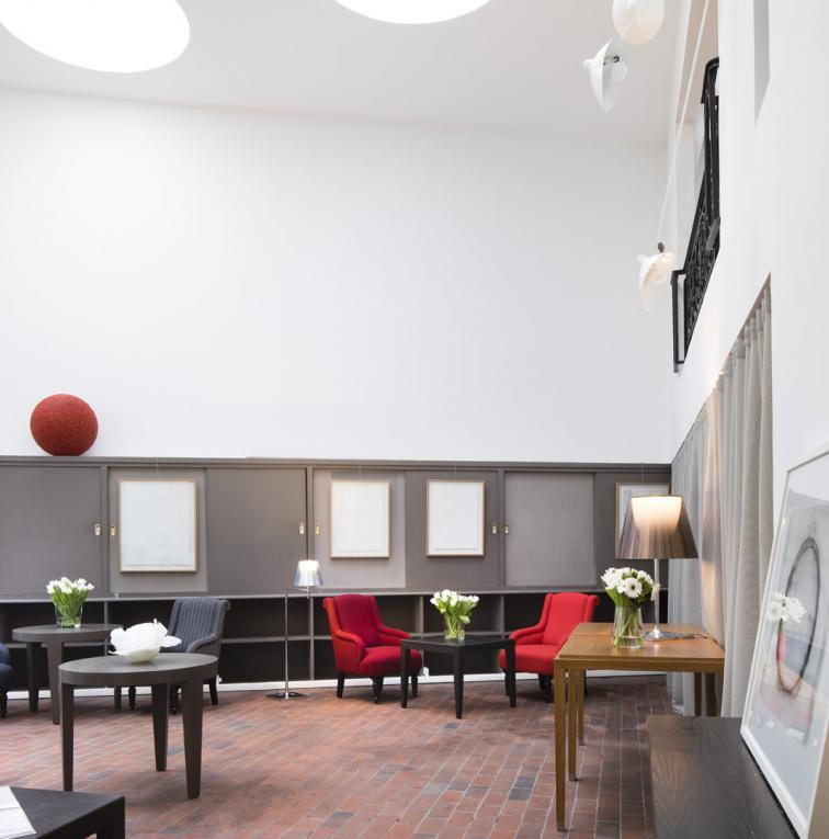 Hotel Observatoire Luxembourg - Penthouse