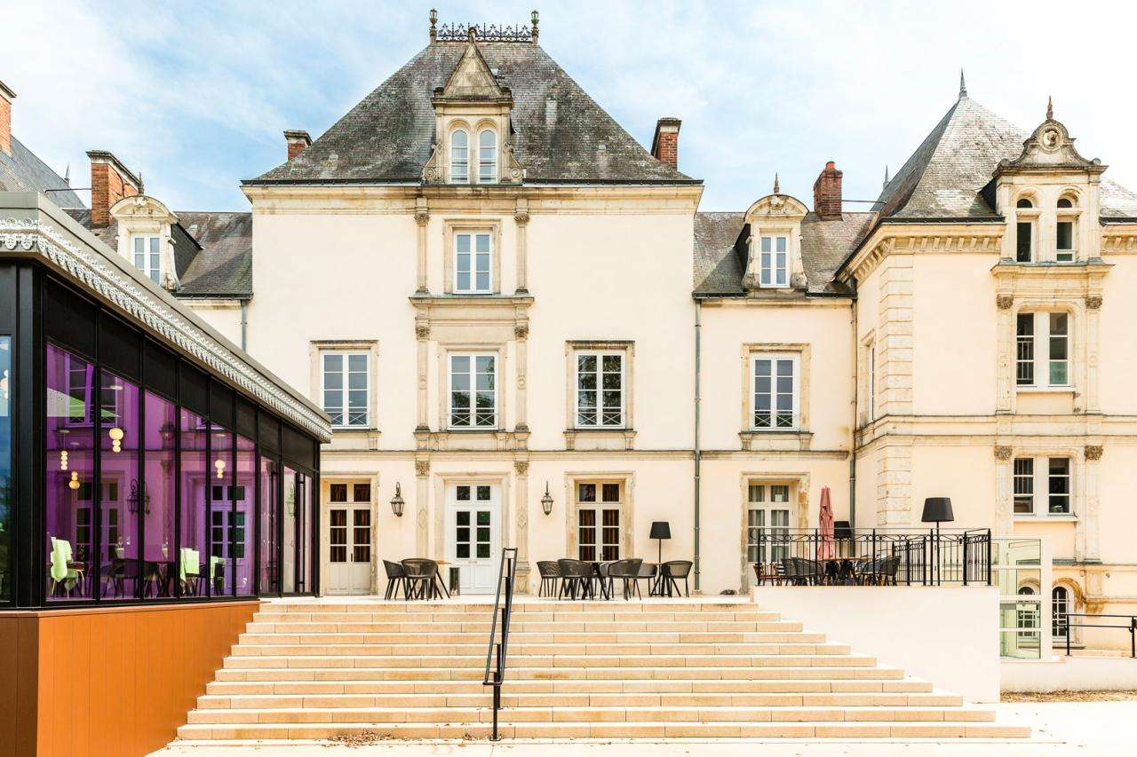 Le Mans Country Club - Outside