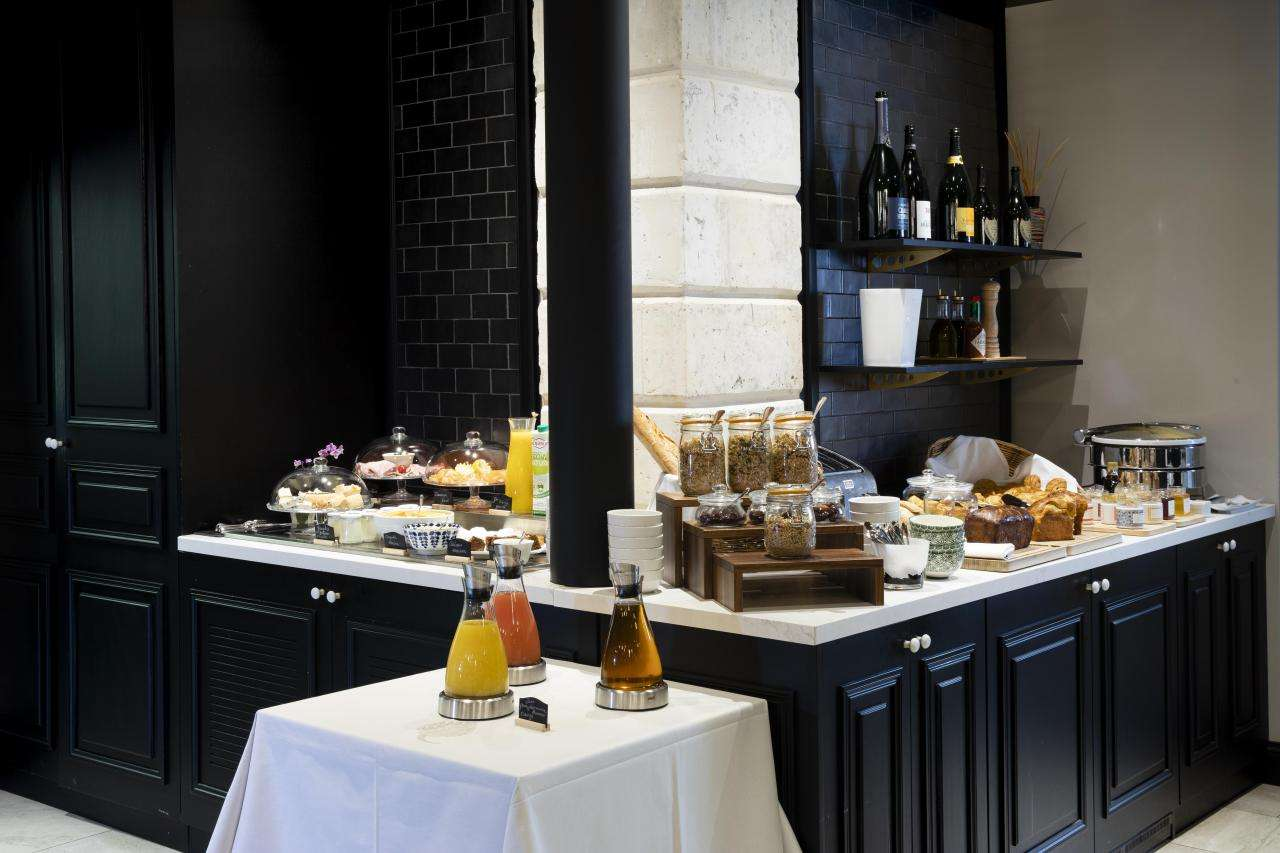 Le Mans Country Club - Breakfast
