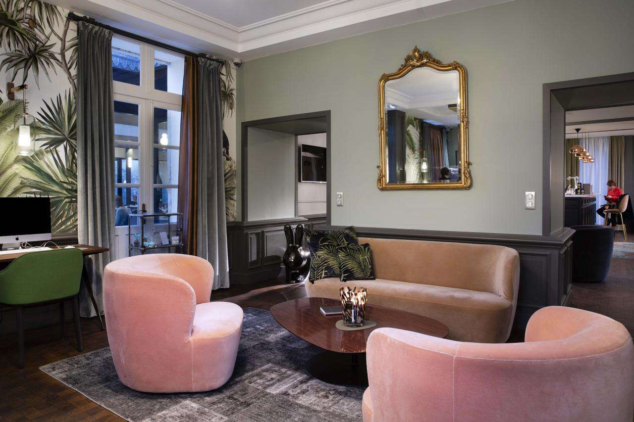 Le Mans Country Club - Lounge