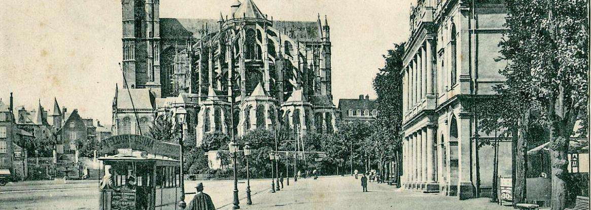 Focus on the Cathedral of Saint-Julien of Le Mans