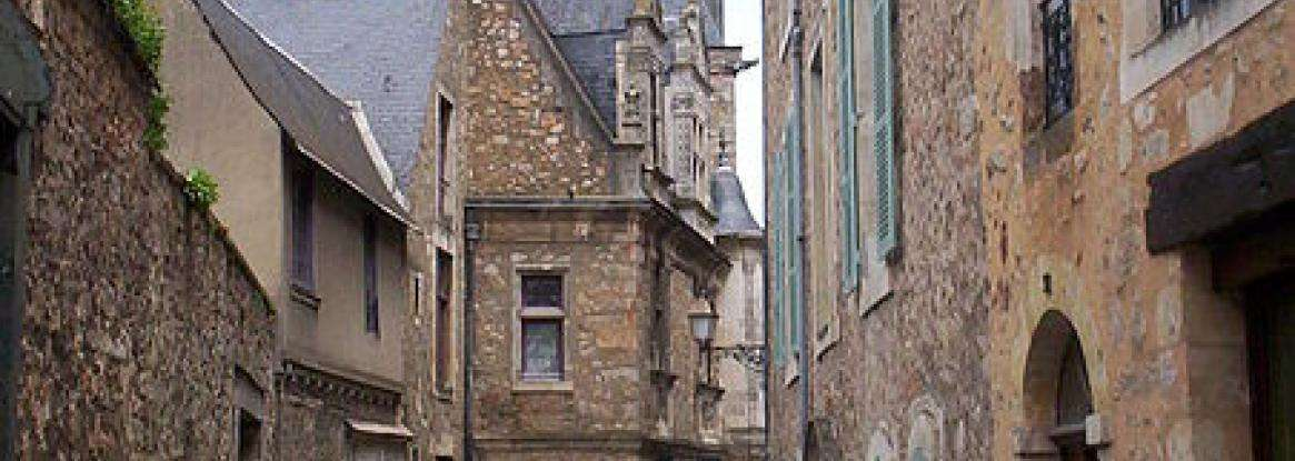 A place to discover; the Cité Plantagenêt in the heart of old Le Mans