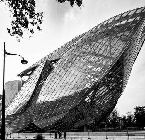 A new place for culture in Paris: the Louis Vuitton foundation