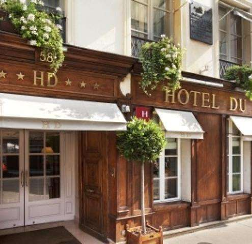 New official blog of the Hotel Danube Paris