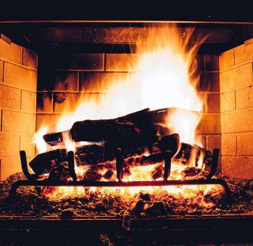 Recommended restaurants for a dinner by the fire in Paris