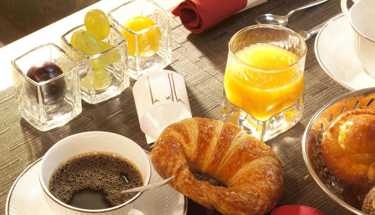 La Villa Saint Germain des Prés - Breakfast