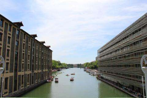 Summer pleasures at the Parc de la Villette