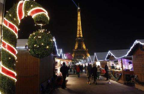 Visit Paris for celebrations and illuminations