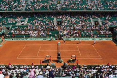 Experience French Open tennis thrills at Roland Garros