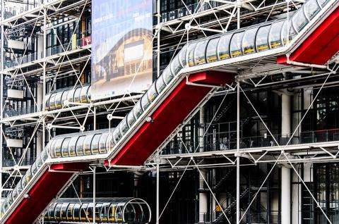 Make the most of the Pompidou Centre this summer