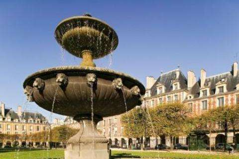 The Hotel Molay, your  accommodation close to the Place des Vosges