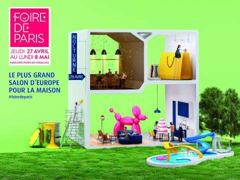 Don't miss the opportunity to discover the Paris Fair!