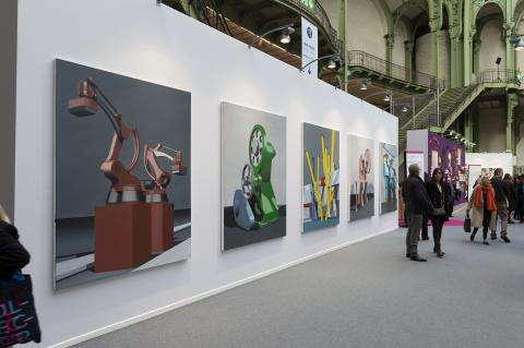 Art Paris Art Fair and PAD; essential events on the Parisian modern art scene